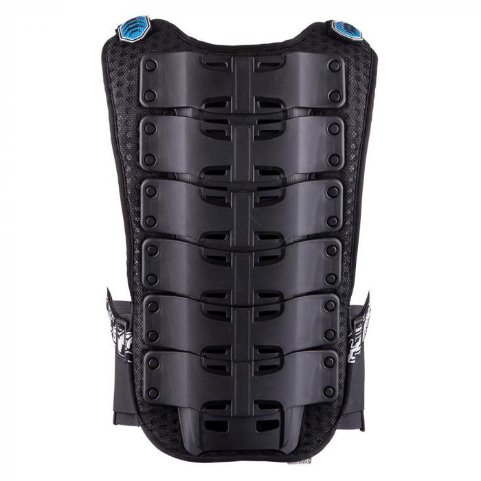 Armura Protectie O'Neal Holeshot Roost, Zone Extinse De Protectie Marime Xl, albastra 3