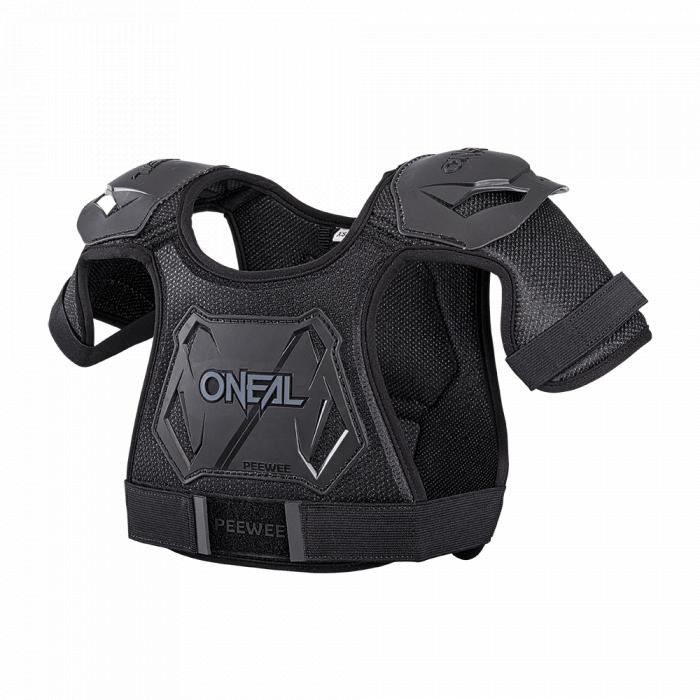 Armura Protectie O'Neal Peewee Jacheta Copii Marime M/L, polietilena/nylon, banda elastica velcro brau/brate, aerisita [0]