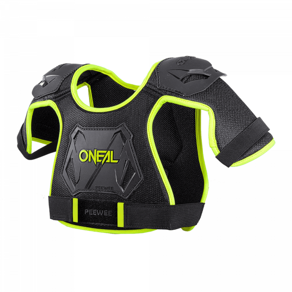 Armura Protectie O'Neal Peewee Jacheta Copii Marime M/L, polietilena/nylon, banda elastica velcro brau/brate, aerisita [1]