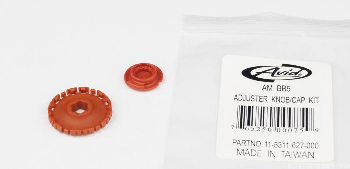 Bb5 Adjuster Knob/Cap Kit 1