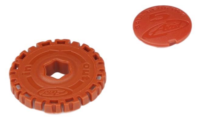 Bb5 Adjuster Knob/Cap Kit 0