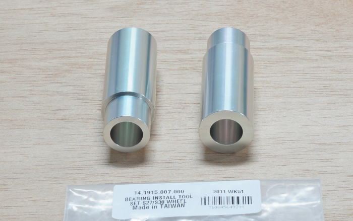 Bearing Removal & Installation Tools For S27/S30 Wheels 1