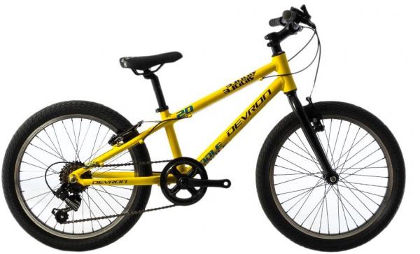 Bicicleta Copii Devron Riddle K1.2 Verde 20 Inch 1