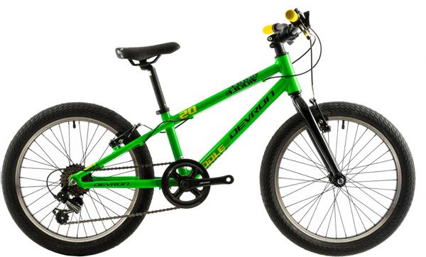 Bicicleta Copii Devron Riddle K1.2 Verde 20 Inch 3