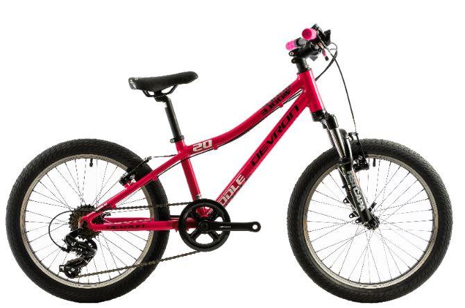Bicicleta Copii Devron Riddle K2.2 280Mm Galben 20 Inch 1