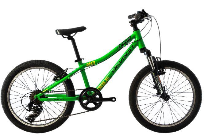 Bicicleta Copii Devron Riddle K2.2 280Mm Galben 20 Inch 2