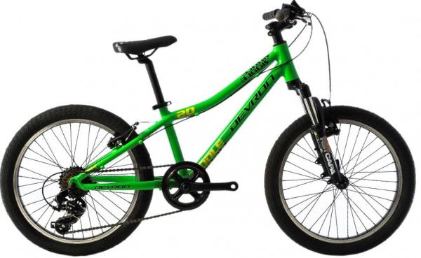 Bicicleta Copii Devron Riddle K2.2 Verde 20 Inch 3
