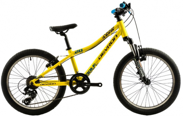 Bicicleta Copii Devron Riddle K2.2 Verde 20 Inch 0