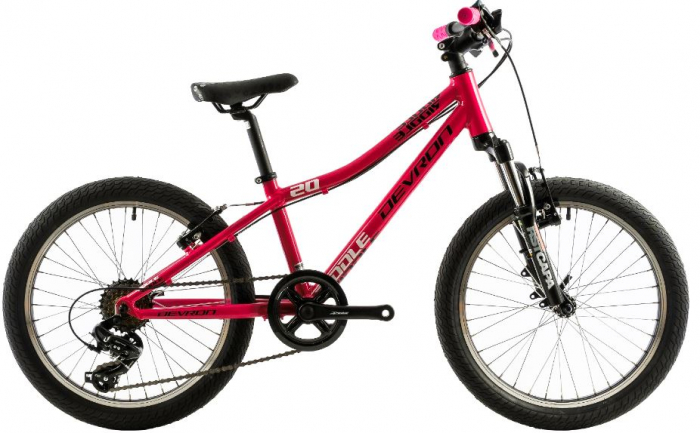 Bicicleta Copii Devron Riddle K2.2 Verde 20 Inch 2