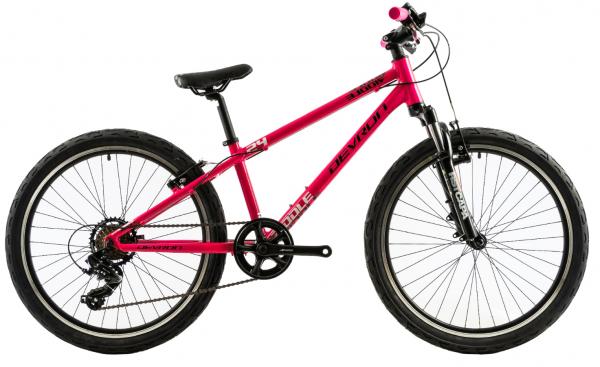 Bicicleta Copii Devron Riddle K2.4 Negru 24 Inch 1