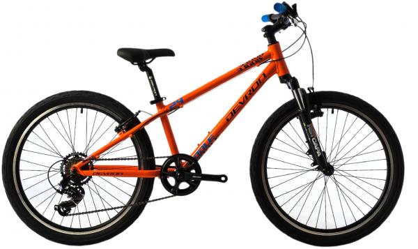 Bicicleta Copii Devron Riddle K2.4 Negru 24 Inch 2