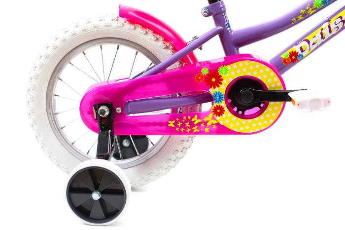 Bicicleta Copii Dhs 1402 Violet 14 Inch [1]