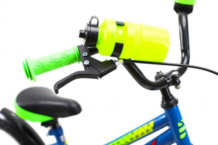 Bicicleta Copii Dhs 1601 Verde 16 Inch 5