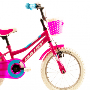 Bicicleta Copii Dhs 1602 Galben 16 Inch [4]