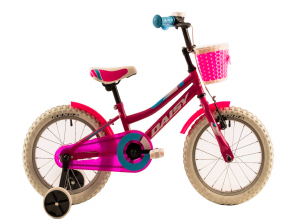 Bicicleta Copii Dhs 1602 Galben 16 Inch [3]