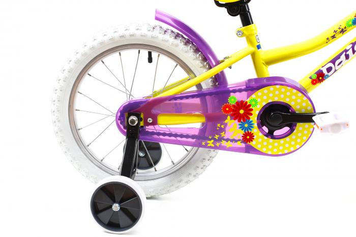 Bicicleta Copii Dhs 1602 Violet 16 Inch 7