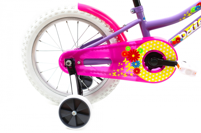 Bicicleta Copii Dhs 1602 Violet 16 Inch 9