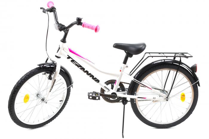 Bicicleta Copii Dhs 2002 Alb 20 Inch 11