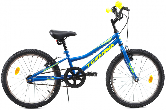 Bicicleta Copii Dhs 2003 Verde 20 Inch 2