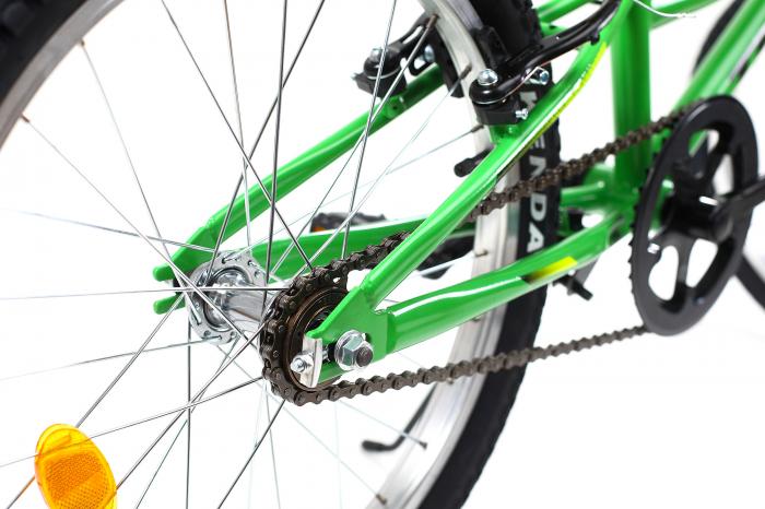 Bicicleta Copii Dhs 2003 Verde 20 Inch 10