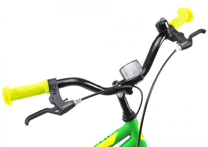 Bicicleta Copii Dhs 2003 Verde 20 Inch 12
