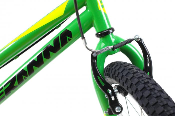 Bicicleta Copii Dhs 2003 Verde 20 Inch 11