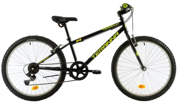 Bicicleta Copii Dhs 2421 Albastru 24 Inch 2