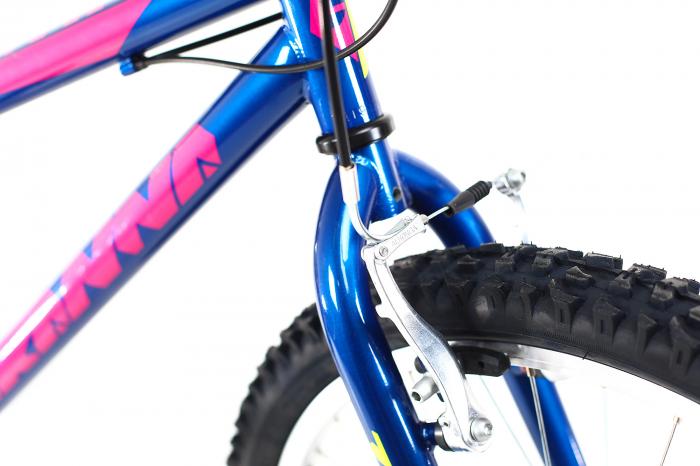 Bicicleta Copii Dhs 2421 Verde Light 24 Inch 8