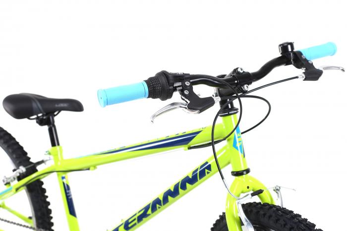 Bicicleta Copii Dhs 2421 Verde Light 24 Inch 11