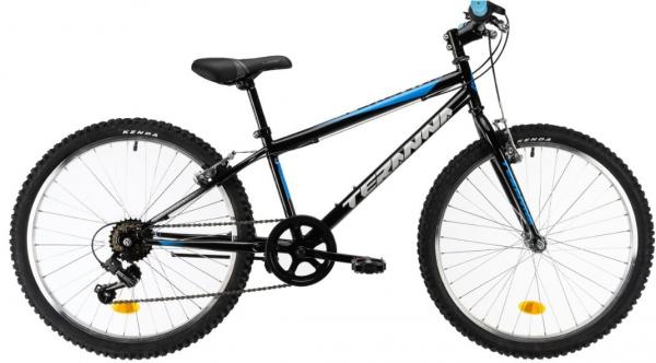Bicicleta Copii Dhs 2421 Verde Light 24 Inch 1