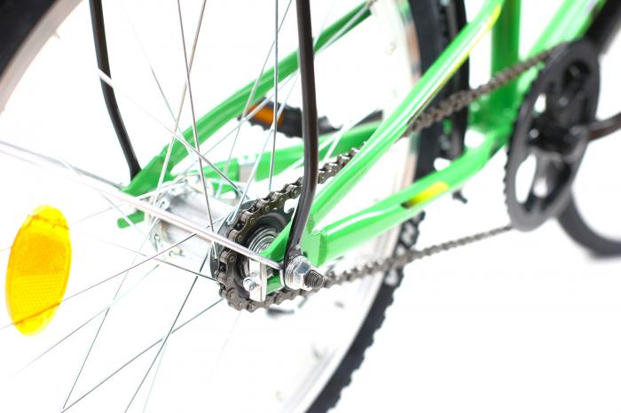 Bicicleta Copii Dhs Terrana 2001 Verde 20 Inch 10