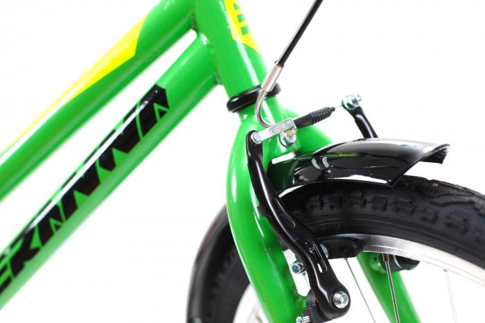 Bicicleta Copii Dhs Terrana 2001 Verde 20 Inch 11