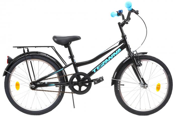 Bicicleta Copii Dhs Terrana 2001 Verde 20 Inch 1