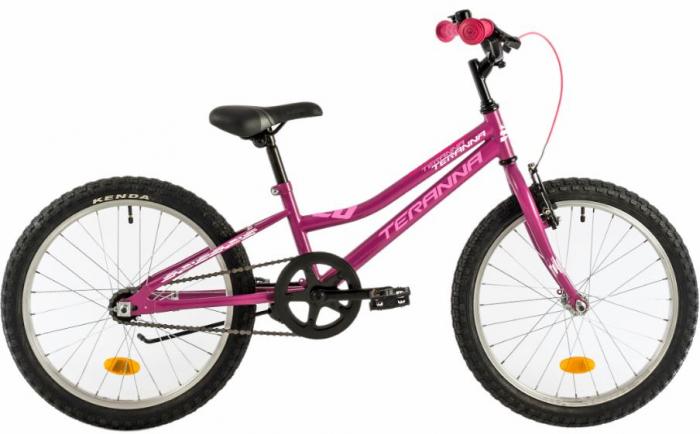 Bicicleta Copii Dhs Terrana 2002 Verde/Deschis 20 Inch 2