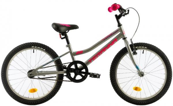 Bicicleta Copii Dhs Terrana 2002 Verde/Deschis 20 Inch 1