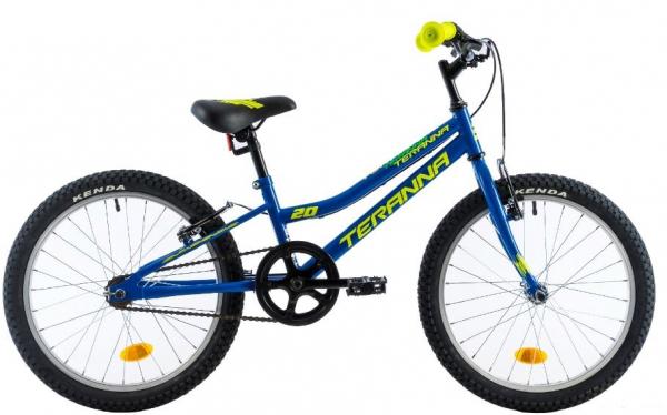 Bicicleta Copii Dhs Terrana 2003 Negru 20 Inch 2