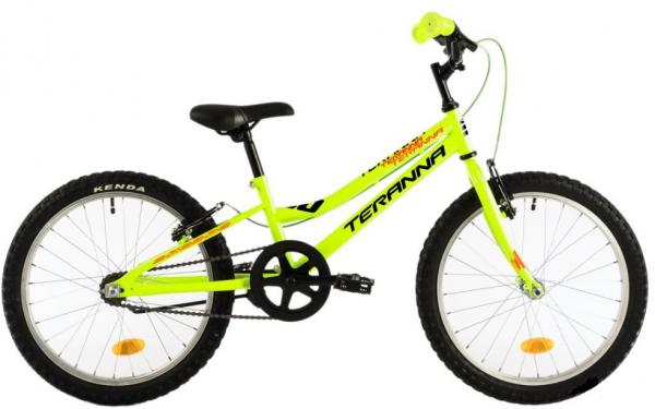 Bicicleta Copii Dhs Terrana 2003 Negru 20 Inch 1