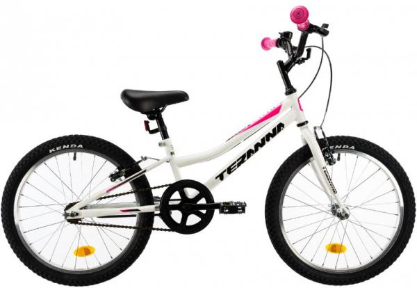 Bicicleta Copii Dhs Terrana 2004 Alb 20 Inch 0