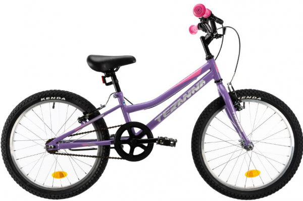 Bicicleta Copii Dhs Terrana 2004 Alb 20 Inch 1
