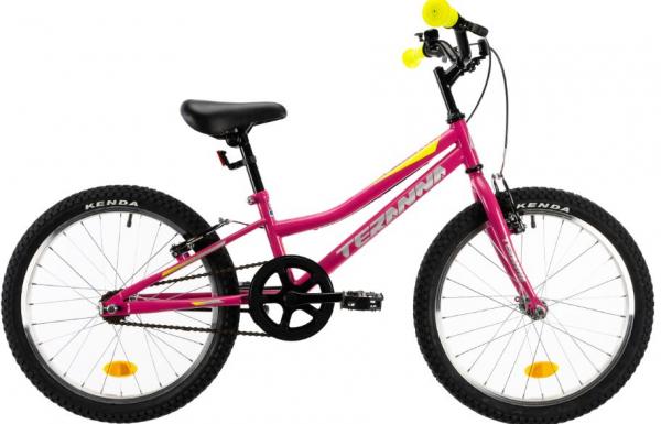 Bicicleta Copii Dhs Terrana 2004 Alb 20 Inch 2