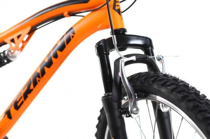 Bicicleta Copii Dhs Terrana 2445 Negru 24 Inch 9
