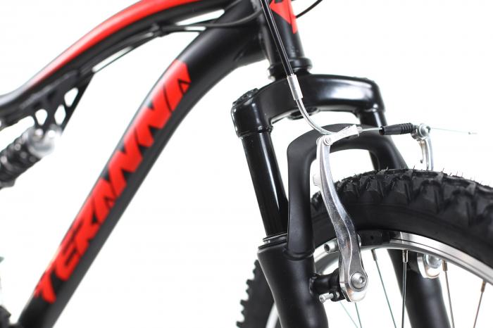 Bicicleta Copii Dhs Terrana 2445 Negru 24 Inch 8