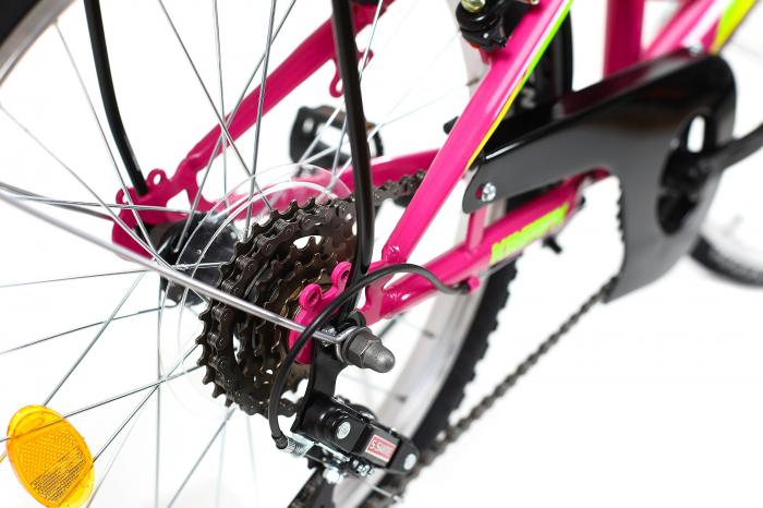 Bicicleta Copii Kreativ 2014 Turcoaz 20 Inch 7