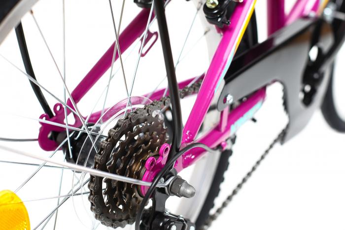 Bicicleta Copii Kreativ 2014 Turcoaz 20 Inch 10