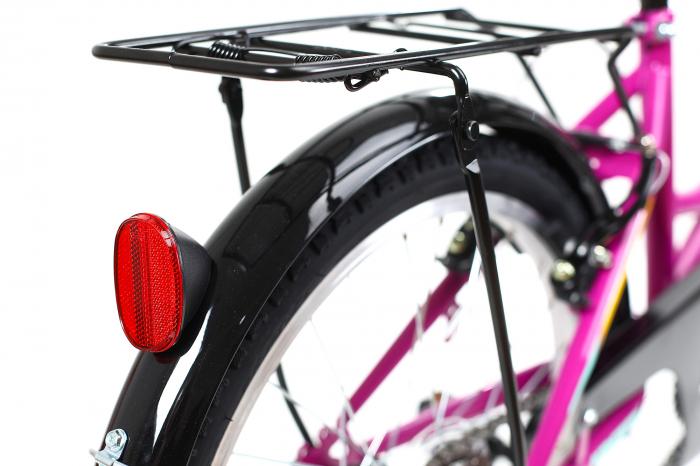 Bicicleta Copii Kreativ 2014 Turcoaz 20 Inch 11