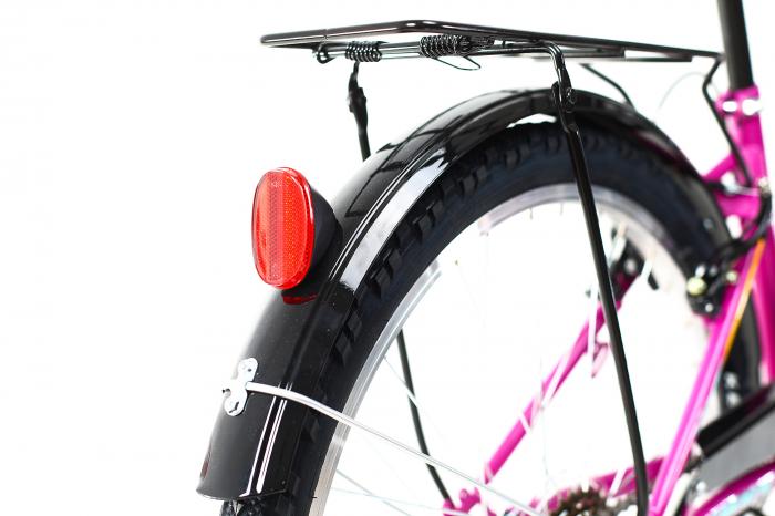 Bicicleta Copii Kreativ 2414 Turcoaz Light 24 Inch 3