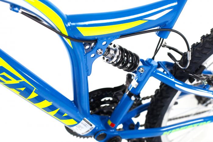 Bicicleta Copii Kreativ 2441 Portocaliu 24 Inch 4