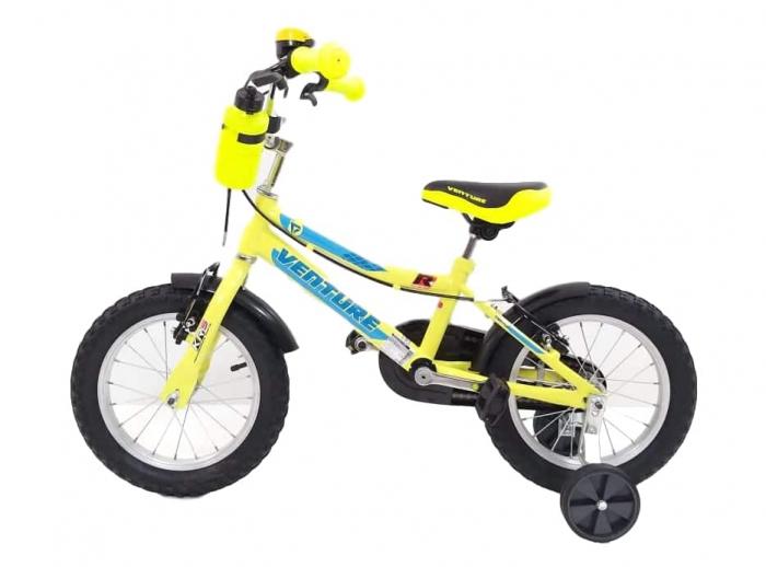 Bicicleta Copii Venture 1417 Galben 14 Inch 2