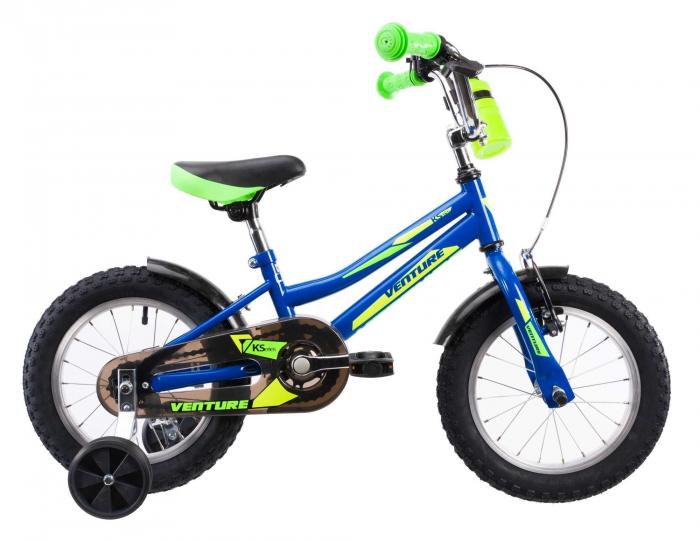 Bicicleta Copii Venture 1417 Portocaliu 14 Inch 1