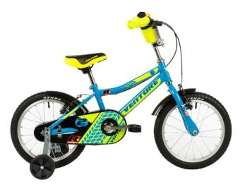 Bicicleta Copii Venture 1617 Galben 16 Inch [2]